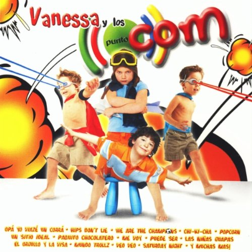 los punto com from the album vanessa y los punto com january 1 2006