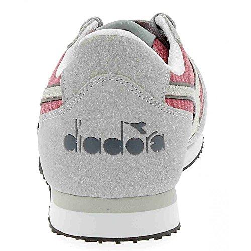 Adulto a Basso II K Grigio Diadora Unisex Collo C Sneaker Run AZqRzxF