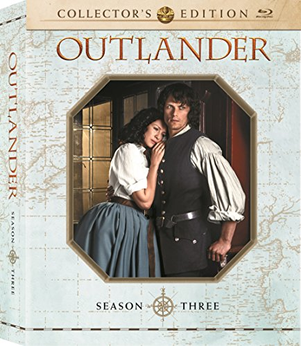 Outlander Season Three - Collector's Edition [Blu-ray] (Tv Outlander Series)