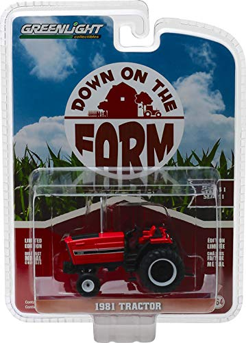Down on the Farm Series 1 1981 Tractor