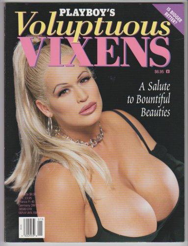 Playboy's Voluptuous Vixens January 1998