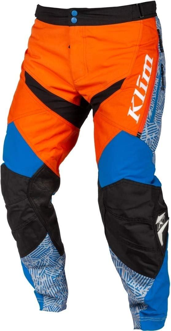 KLIM Dakar In The Boot Pant 32 Arctik Blue