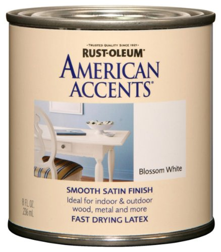 Rust Oleum 7930730 American Accents Blossom