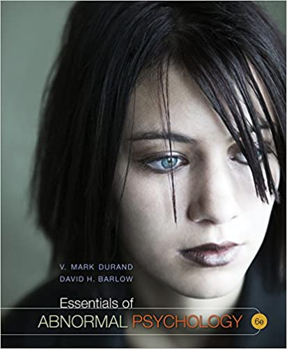 Amazon essentials of abnormal psychology 6th edition essentials of abnormal psychology 6th edition 6th edition fandeluxe Gallery