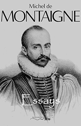 The complete essays kindle edition by michel de montaigne