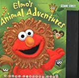 Elmo's Animal Adventures, Joy La Brack, 0375803319