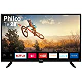Smart TV PTV28G50SN LED, Philco, Preto, 28""