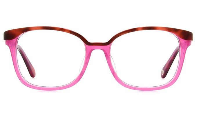 Amazon.com: Remache anteojos con marco y Sway MS. G en Pink ...