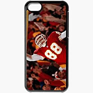 Personalized iPhone 5C Cell phone Case/Cover Skin 1059 kansas chiefs Black