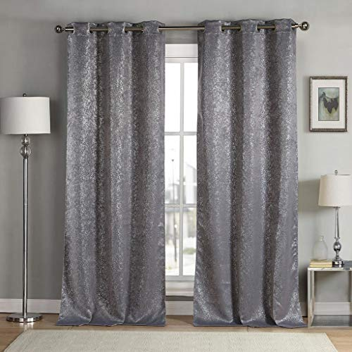 - kensie Maddie Blackout Curtain, W38