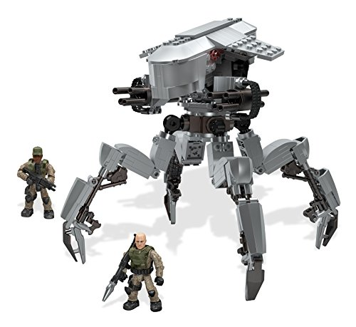 Mega Bloks Terminator Genisys Spider Tank