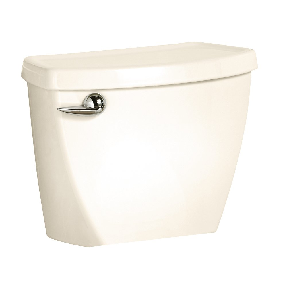 American Standard 4021001N.222 Cadet 3 1.6 GPF  12-Inch Rough Toilet Tank Only, Linen