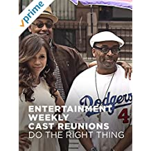 Entertainment Weekly Cast Reunions: Do The Right Thing