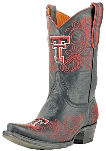 NCAA Texas Tech Red Raiders Women's 10-Inch Gameday Boots, B