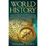 World History, Ancient History, Asian History, United States History, European History, Russian History, Indian History, African History. ( world history)
