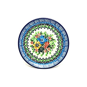 Polish Pottery Plate – Bread & Butter (6 1/4″) – Unikat Signature – U3347