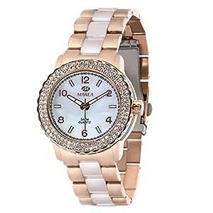 Reloj Marea Señora B54010/3 Oro Rosa con circonitas
