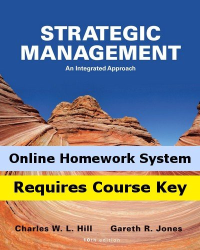 CengageNOW (with Cengage Learning Write Experience 2.0 Powered by MyAccess, Business and Company Resource Center) for Hill/Jones' Strategic Management Theory: An Integrated Approach, 10th Edition (Strategic Management An Integrated Approach 10th Edition)