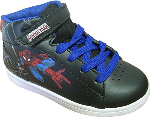 Baskets montantes Spiderman pour garçons