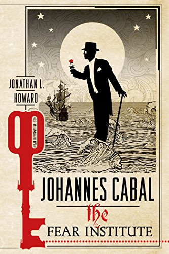 Johannes Cabal: The Fear Institute (Johannes Cabal for sale  Delivered anywhere in USA