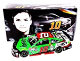 AUTOGRAPHED 2015 Danica Patrick #10 GoDaddy Racing Team TAX ACT PAINT SCHEME (Stewart-Haas) Final Year with GoDaddy Signed Lionel 1/24 NASCAR Diecast Car with COA (#277 of only 775 produced!)