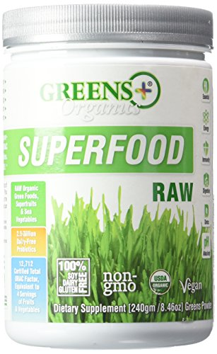 Greens Plus Organics Superfood Raw product image