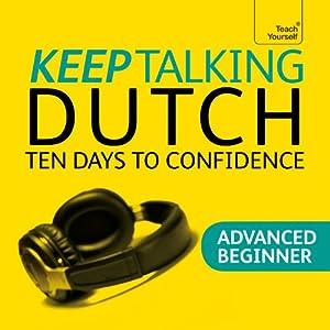 Keep Talking Dutch Speech