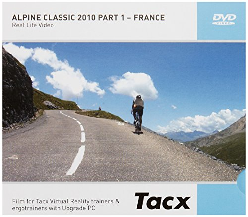 Tacx Real Life Alpine Classic Part I DVD for Virtual Reality Trainer (Dvd Tacx)