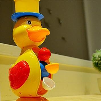 Amazon.com : Baby Bath Toy, Cute Cartoon Baby Shower Bath Toy ...