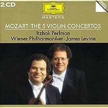Mozart: The 5 Violin Concertos (2 CD's)
