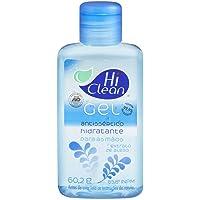 Gel Antisséptico 70%, Extrato de Algas, 60.2G (70 Ml), Hi Clean, Azul