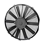 Spal 30100398 13'' Straight Blade Low Profile Fan