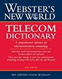 img - for Webster's New World Telecom Dictionary by Ray Horak (2007-10-29) book / textbook / text book