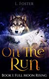 On The Run: Book 1: Full Moon Rising (A Werewolf Paranormal Romance Series)