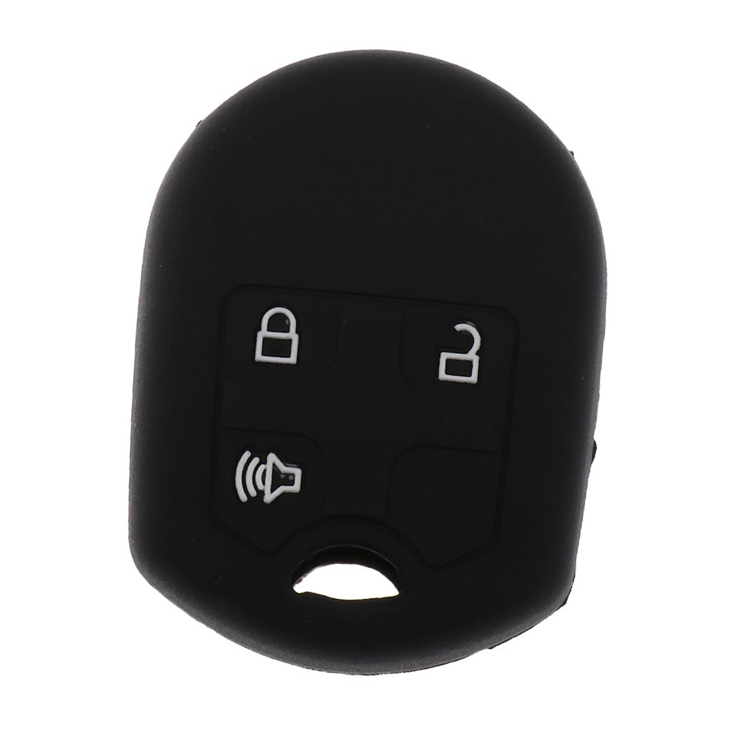 MagiDealミニ車キーシェルケースFobカバーシールド変換キットforフォードF 150 Mustangエッジ10色 as described ブラック f0d766ade8c4ea949021d264a706e1d0 B077X8G7LM ブラック ブラック