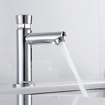 BOTTLEWISE Badarmatur Kaltwasserhahn Bad Gäste WC Armatur ...