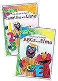 Sesame Street: Preschool is Cool: ABCs with Elmo /Preschool is Cool: Counting with Elmo 2-Pack