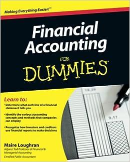 Financial Accounting Dummies