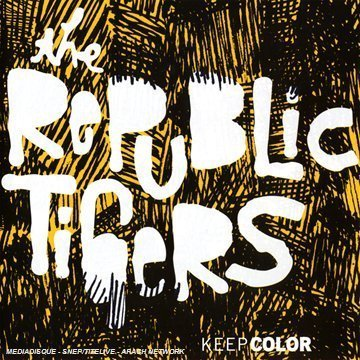 Keep Color by The Republic Tigers - 5 Tigers