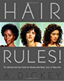 Hair Rules!, Anthony Dickey, 0375761306