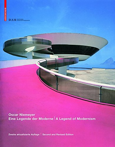 Oscar Niemeyer (German and English Edition) (Tapa Blanda)