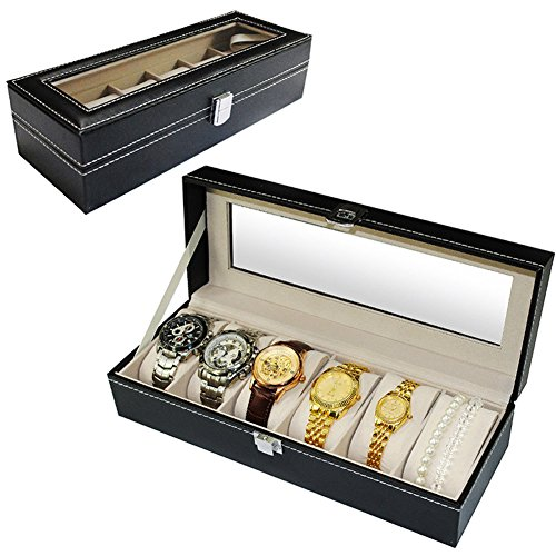watch-box-black-6-grid-leather-watch-box-display-case-watch-storage-organizer-box-holder
