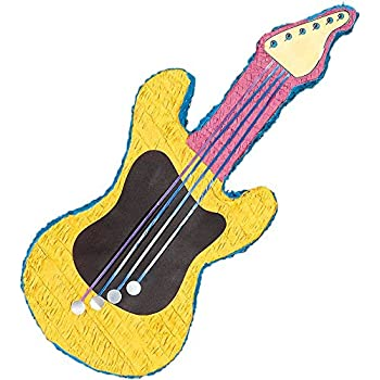 Amazon.com: Lytio Electric Guitar Pinata Handmade Guitarra Electrica ...