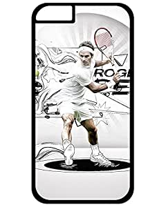 6169862ZF628674205I6 iPhone 6/iPhone 6s Case, Slim Fit Clear Back iPhone 6/iPhone 6s Case, roger federer Theme Phone Accessories Timothy Florida Panthers's Shop
