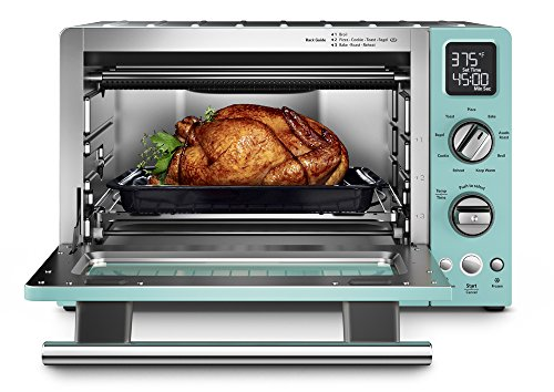 countertop toaster oven kitchenaid convection 1800 watt digital 12in aqua teal. Black Bedroom Furniture Sets. Home Design Ideas