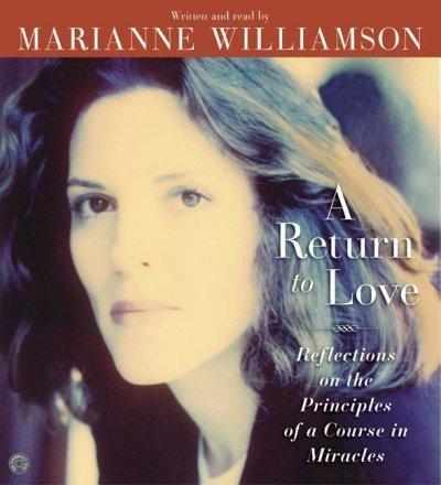 A Return To Love pdf