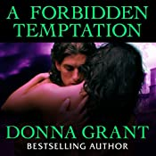 A Forbidden Temptation: Shields Series, Book 4 | Donna Grant