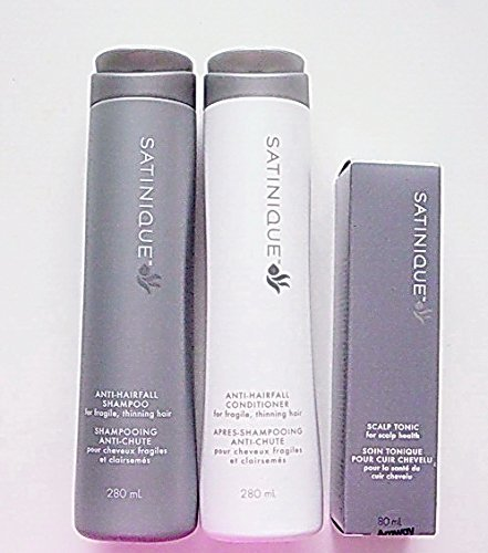 Amway ANTI-HAIRFALL SETS, Satinique® Shampoo, Conditioner...