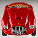 Hot Wheels 1/18 Ferrari 166 Barchetta Elite Version die-cast red