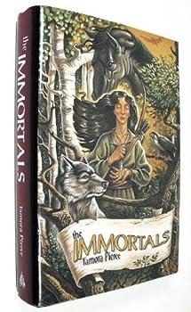The Immortals 1522610154 Book Cover